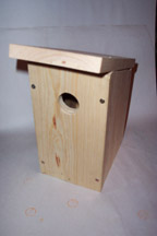 Free Birdhouse Plans - Woodworking Corner - Wood Working Education