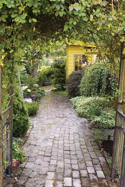 lovely-brick-path