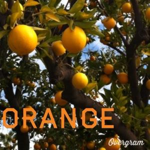 Alphabet orange