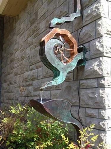 Garden Decor 30 Amazing Downspout Ideas A Gardener S