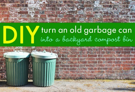 DIY Composter Project