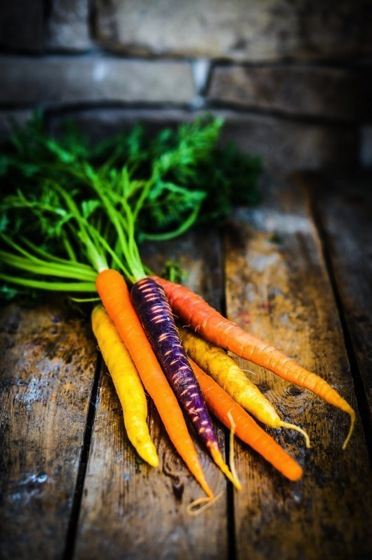 Why Carrots Are Orange and Not Purple via The Kitchn