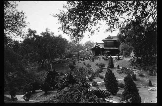 5 Historic Gardens In Los Angeles And Their Fascinating Stories via LAist