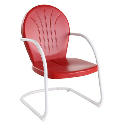 Summer in the Garden: Crosley Furniture Griffith Metal Chair