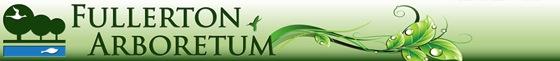 Fullerton arboretum logo