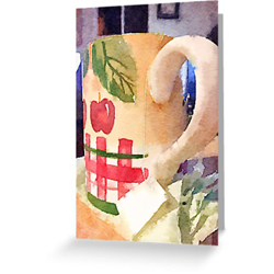 Tea time cards
