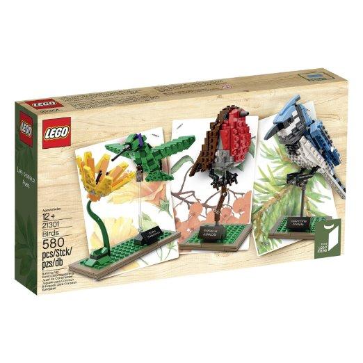 Lego birds 1