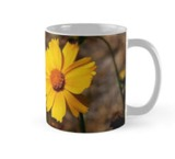 Small sunflower rb mug