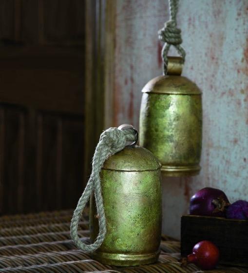 Garden bell 2