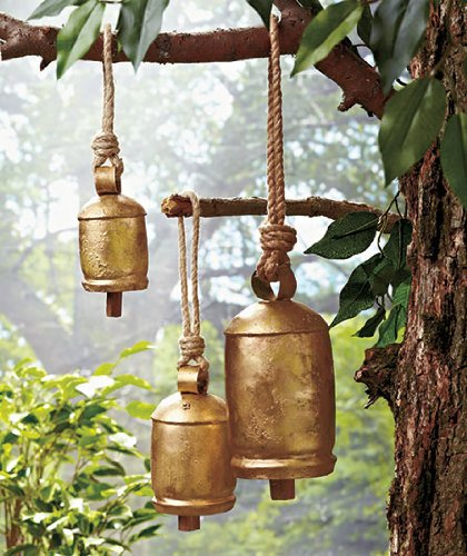 Garden bells 1