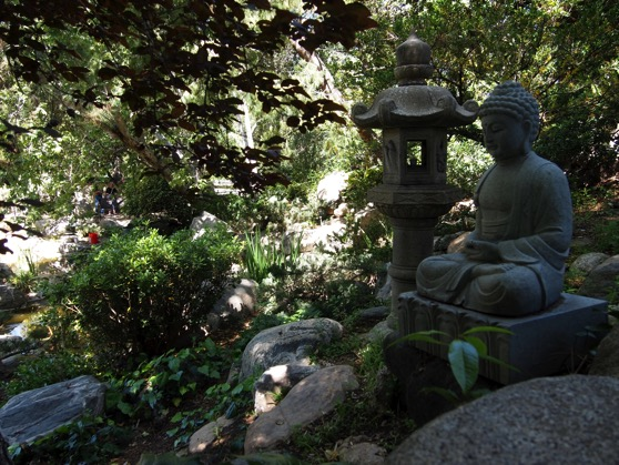 A Visit to Storrier Stearns Japanese Garden in Pasadena