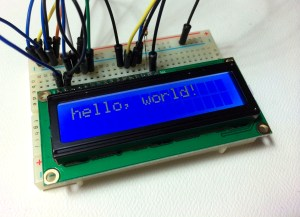 Education: How to Set Up and Program an LCD Display on an Arduino via Circuit Basics