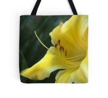 Yellow daylily tote