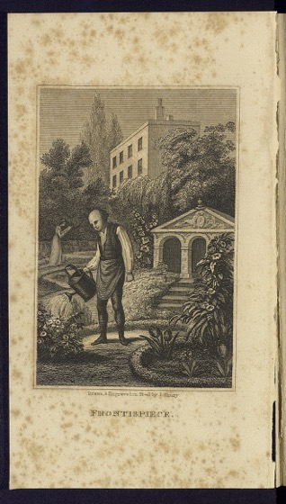Historical Garden Books: Every man his own gardener : The complete gardener, or, Gardener's calendar of work to be done in the kitchen, fruit, flower, forcing garden &c. for every month in the year (1843) - 13 in a Series