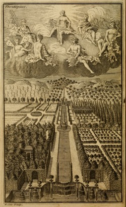 Historical Garden Books: The gardeners dictionary: containing the methods of cultivating and improving the kitchen, fruit and flower garden, as also the physick garden, wilderness, conservatory, and vineyard (1735) by Philip Miller - 20 in a Series