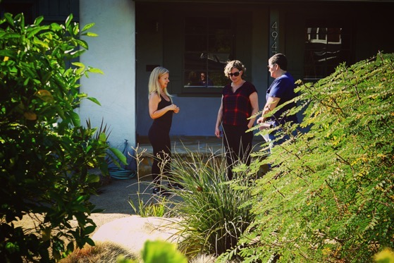 Proud waterwise garden owner shows off her garden via Instagram