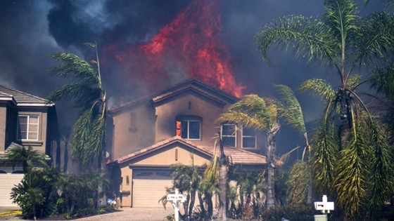How to help fireproof your home before the next big wildfire via The Los Angeles Times