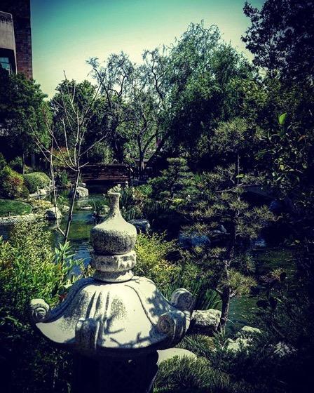 Japanese Garden, Cal Poly Pomona via Instagram