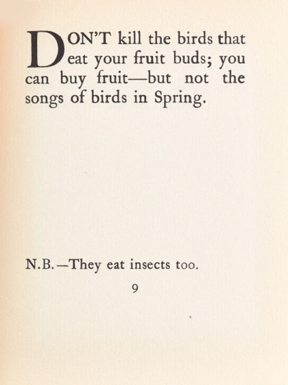 From Gardening Don'ts (1913) by M.C. 02