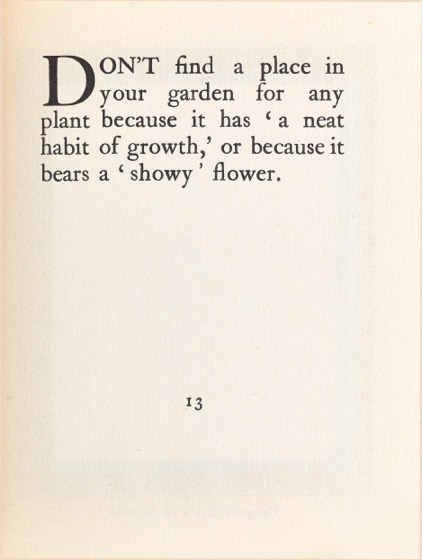 From Gardening Don'ts (1913) by M.C. 06
