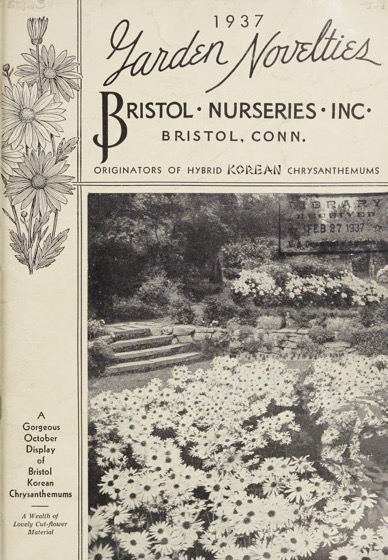 Seed Catalogs Garden Novelties 1937
