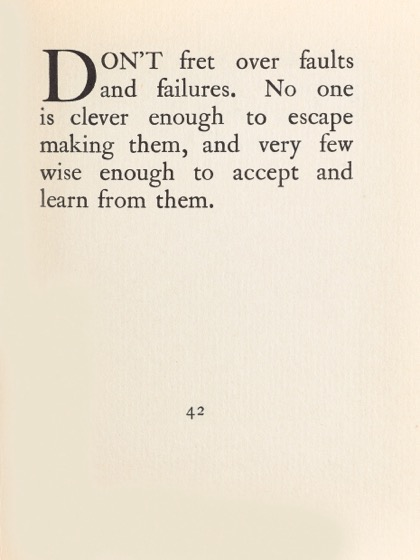From Gardening Don'ts (1913) by M.C. 33