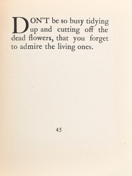 From Gardening Don'ts (1913) by M.C. 36