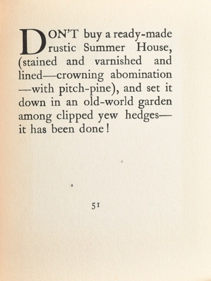 From Gardening Don'ts (1913) by M.C. 40