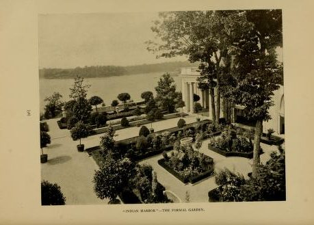 Historical Garden Books - 103 in a series - American estates and gardens (1904) by Barr Ferree