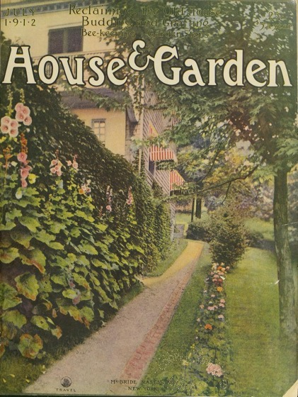 Historical Garden Books - 121 in a series - House & Garden: Collected Issues (1901)