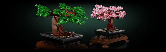 Lego Botanical Series