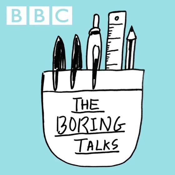 Listening Now: #41 - Pencils via The Boring Talks [Audio] [Podcast]