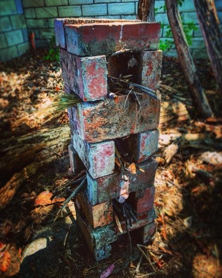 Brick Bug House 🐞🐛🐜🕷 via Instagram