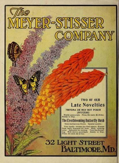 Historical Seed Catalogs - 114 in a series - The Meyer-Stisser Co. (1915)