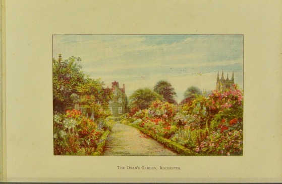 Historical Garden Books - 138 in a series - Our gardens (1901) by Samuel Reynolds Hole