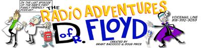 Doctor Floyd LIVE Banner