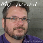 My Word Logo