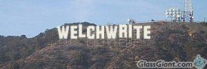 WelchWrite Hollywood Sign