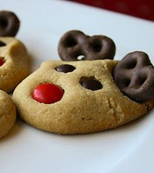 reindeer-cookie