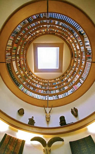 Dome library 2