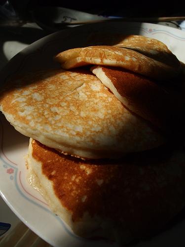 Food: Pancakes!