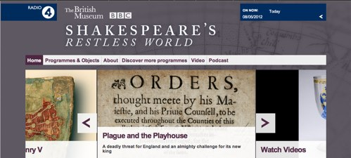 My Own Private Master's Degree: Shakespeare's Restless World podcast By BBC Radio 4