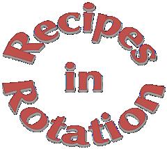Recipes in Rotation: Turkey Burgers