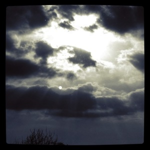 Stormy April Sky 2011