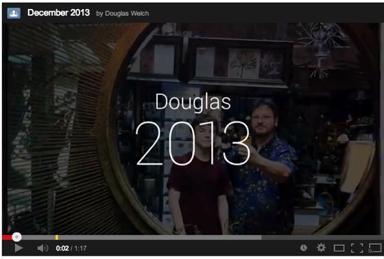 Video rewind december 2013