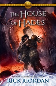 House of hades us cover