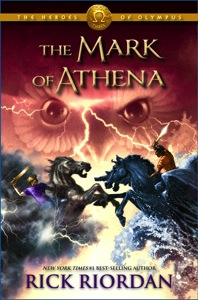 Mark of athena cover