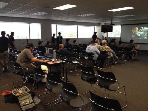 NTMA robotics meetup