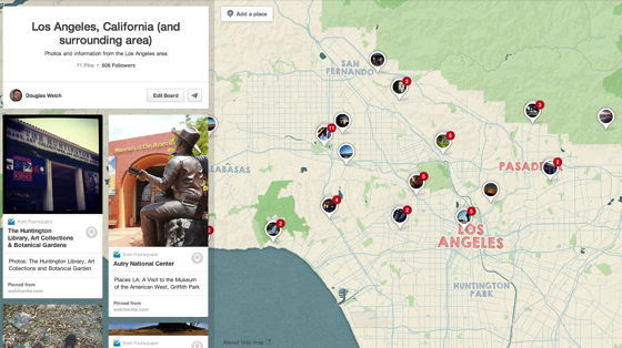 Check out my Los Angeles Board on Pinterest and more!