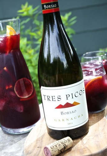 Noted: The 5 Best Red Wines for Sangria from The Kitchn #food #wine